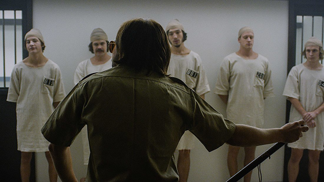 stanford prison experiment movie images 2015