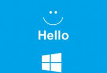windows 10 hello security