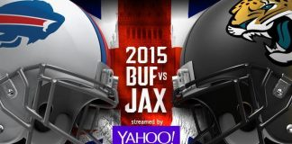 yahoo partnership with nfl jaguars game 2015