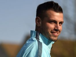 Morgan Schneiderlin transfers to manchester united soccer 2015 images