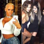 amber rose reaching out to khloe kardashian 2015 gossip