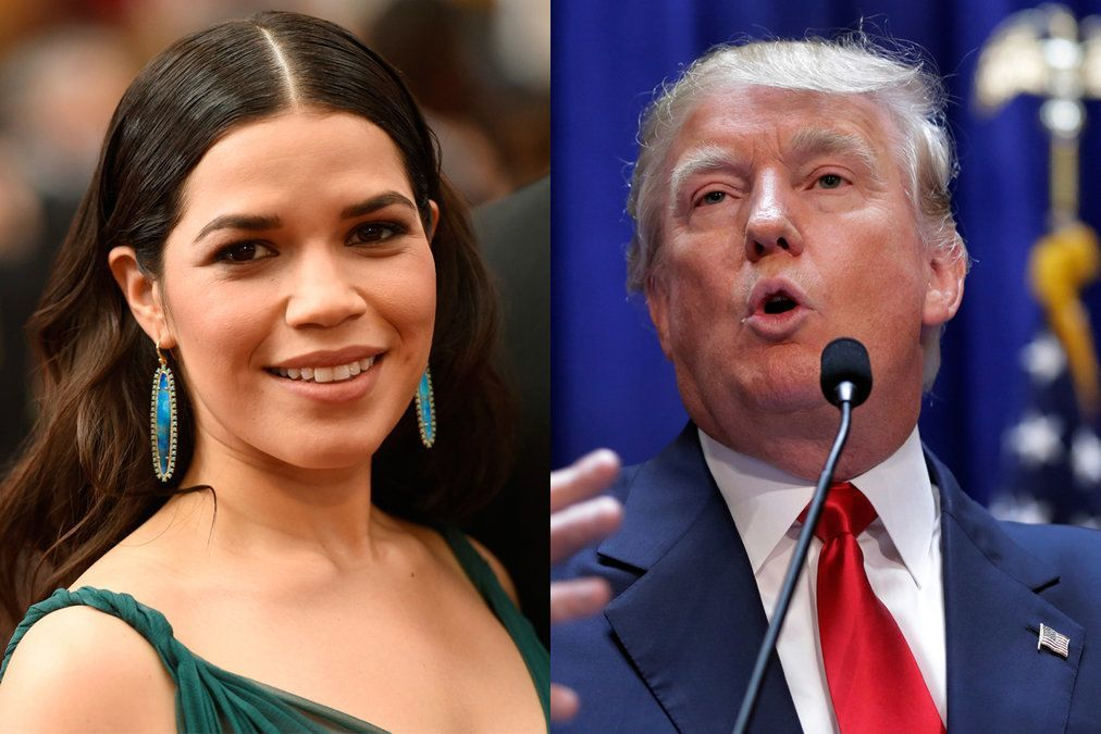 america ferrera letter of america for donald trump 2015 gossip