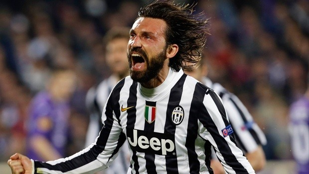 andrea pirlo moves to new york city fc soccer 2015