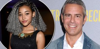 andy cohen apologizes to amandla stenberg 2015 gossip