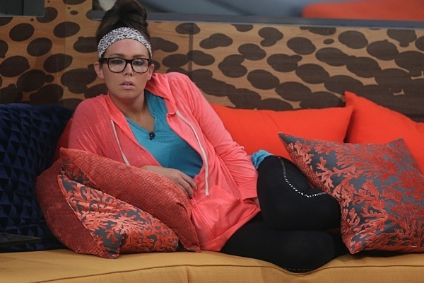 audrey lying on big brother 1712 images
