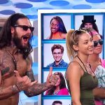 BIG BROTHER 1709 James & John On Block