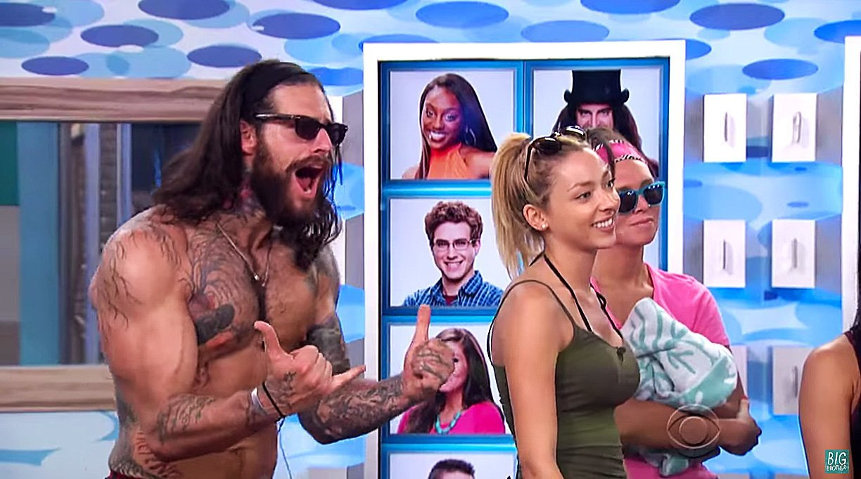 austin shirtless tattoo for big brother 1709 john james