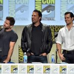 ben affleck at comic con 2015 for batman v superman 2015 gossip