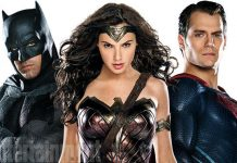 ben affleck batman with superman supergirl 2015 images