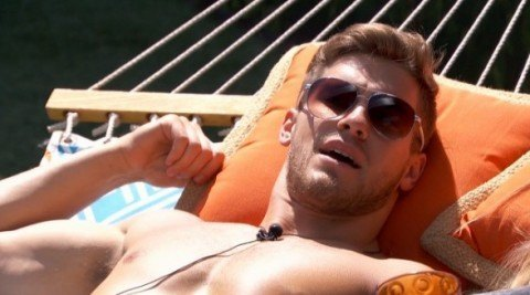 big brother clay shirtless 1707 2015