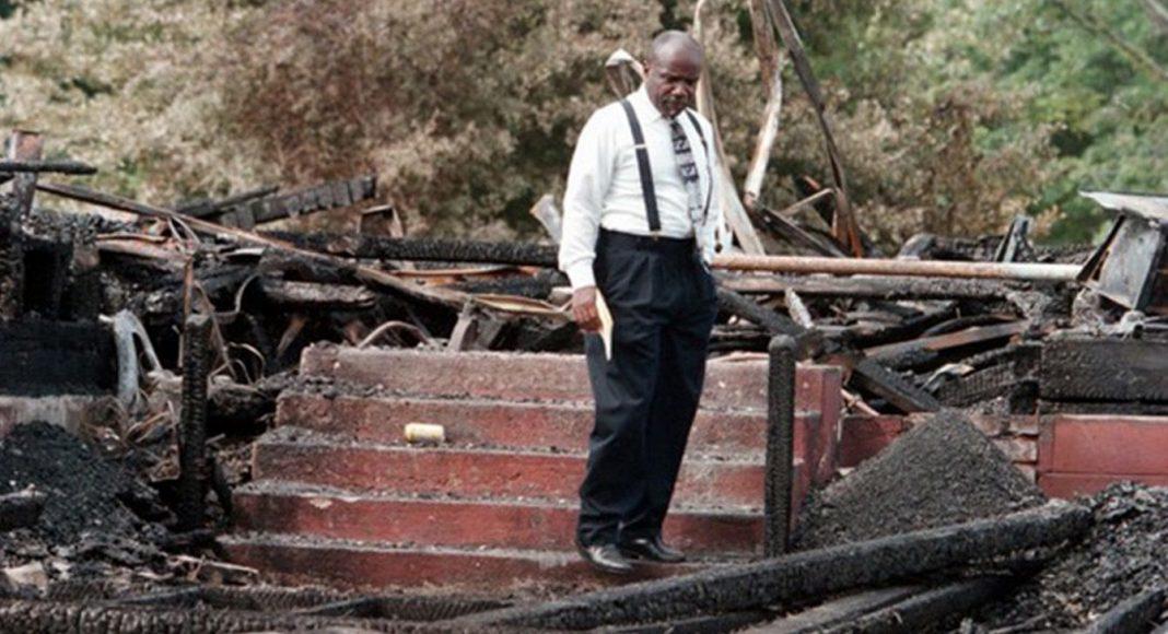 black churches keep burning down no media 2015