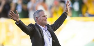 brett favre hall of fame induction nfl 2015 images