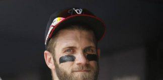 bryce harper national league winner week 14 top man 2015 images
