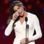 caitlyn jenner crying during espy awards speach 2015 gossip