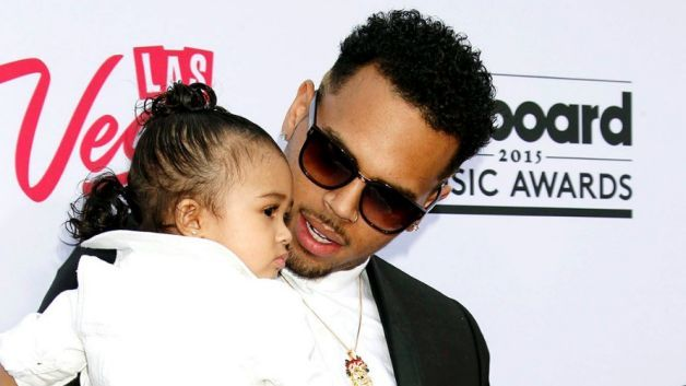 chris brown paternity test for royalty 2015 gossip