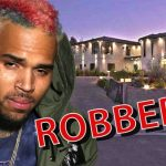 chris brown robbed aunt hostage 2015 gossip