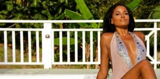 claudia jordan leaves rickey smiley show rhoa 2015 gossip