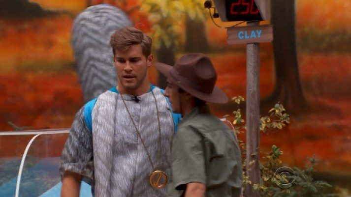 clay squirrel bulge with jason on big brother 17 2015