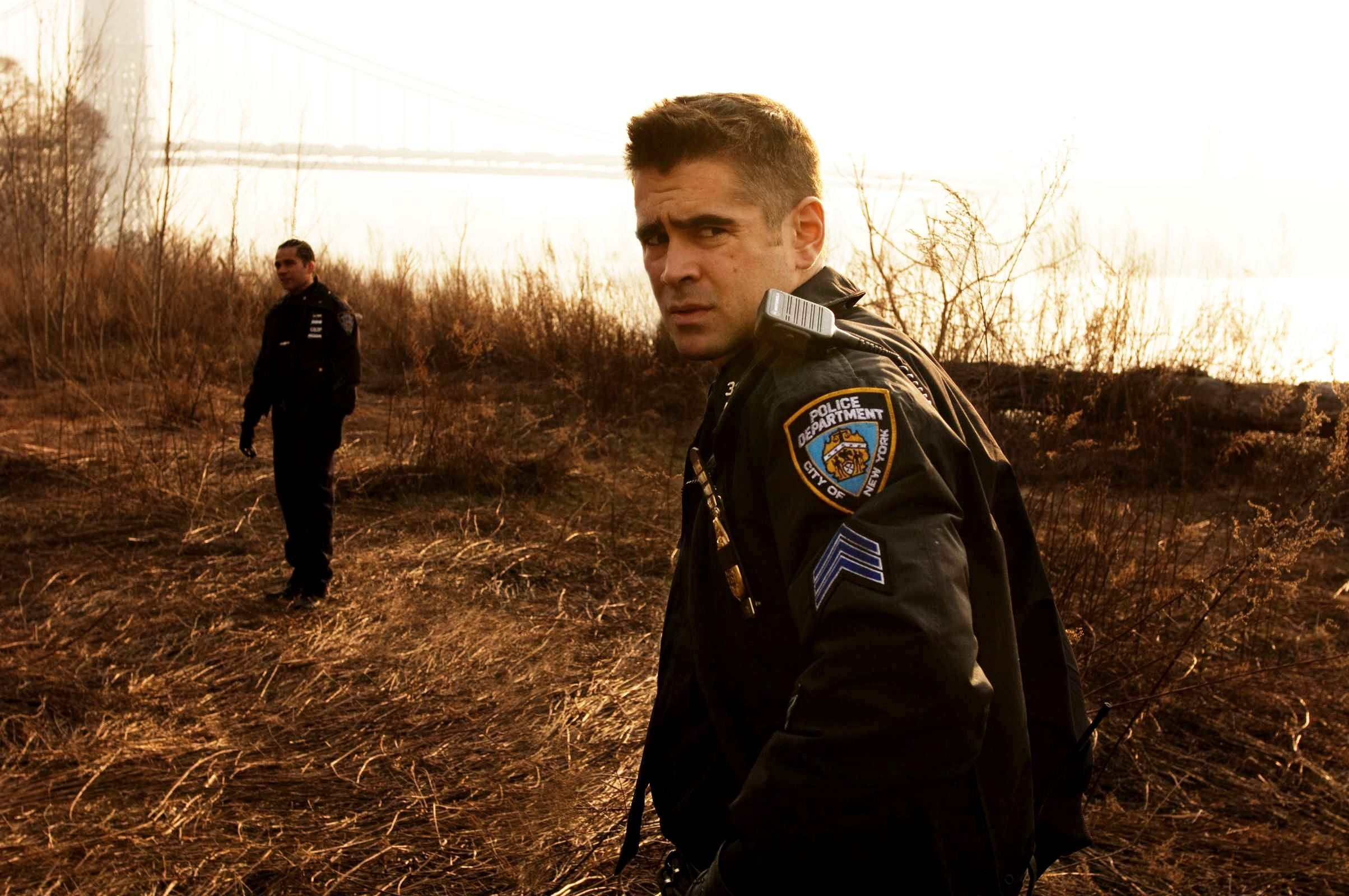 colin farrell on true detective season 2 2015