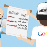 google disavow tool for bad backlinks