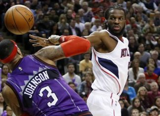 hawks lose demarre carroll to toronto raptors nfl 2015 images