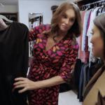 i am cait showing kim kardashian tom ford dress 2015 recap
