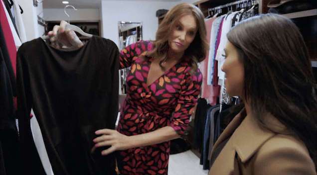 i am cait showing kim kardashian tom ford dress 2015 recap