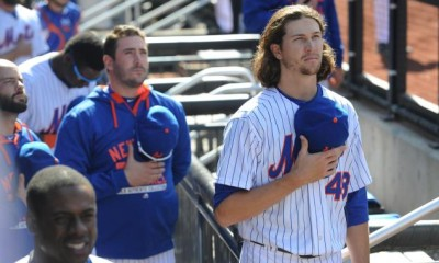 jacob degrom national league winners 2015 mlb images