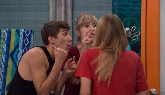 jason spills to meg shelli about austin and liz big brother 1715