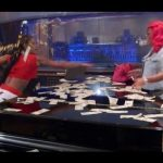 joseline throws money on love hip hop atlanta 2015