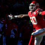 Justin Houston Strikes Gold: $101 Million Contract to stay with Kansas City Chiefs