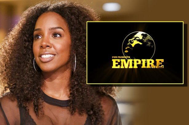kelly rowland on empire plays lucious lyons mother 2015 gossip
