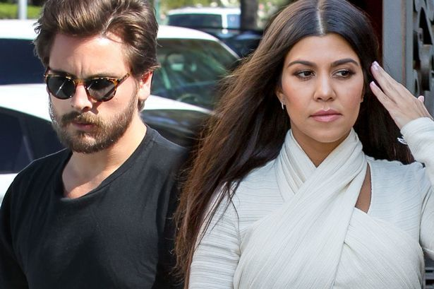 kourtney kardashian scott disick use social media 2015 gossip
