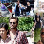 kourtney kardashian splits scott disick diddy sean combs ben affleck 2015 gossip images