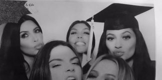 kylie jenner graduation party 2015