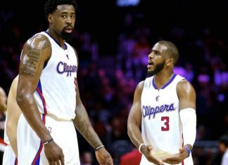 los angeles clippers still fighting for deandre jordan 2015 images nba