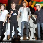 louis tomlinson one direction tour 2015