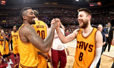 matthew dellavedova signed by cleveland cavaliers nba 2015 images