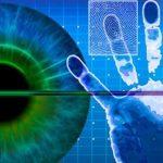 retina scan fingerprint over passwords 2015