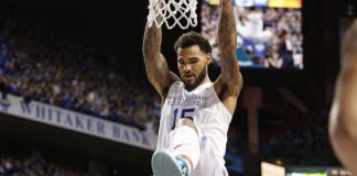 sacramento kings get willie cauley stein nba 2015