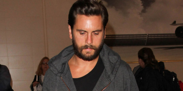 scott disick bails on las vegas party 2015 gossip
