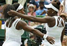serena williams beats venus williams wimbledon 2015 tennis