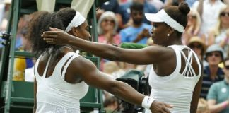 serena williams beats venus williams wimbledon 2015 tennis
