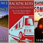 Shane Lambert Releases Third Amazon Kindle Book In Fictional Travel Series