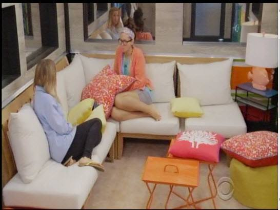shelli calls out audrey for lying on big brother 1712 2015