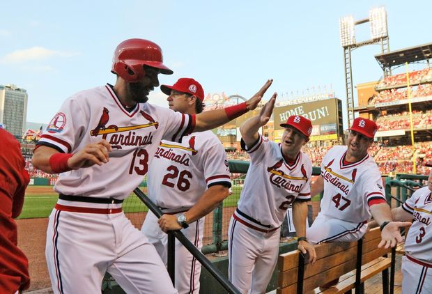 st louis cardinals top national league week 16 2015 mlb