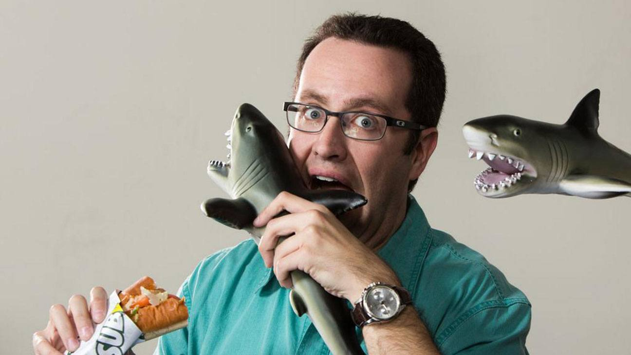 subway jared fogle cut from sharknado 3 with child porn 2015 gossip