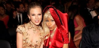 taylor swift nicki minaj friends again 2015 gossip