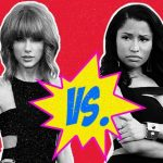 Taylor Swift & Nicki Minaj Tweet It Out With Aaron Paul Mediating: Celebrity Gossip