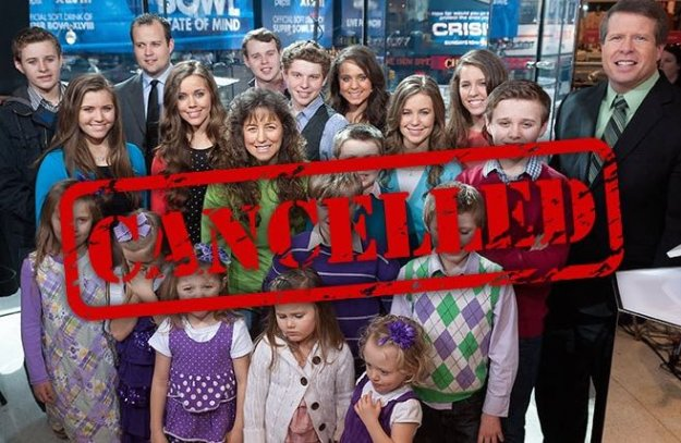 tlc cancels duggar 19 kids counting show 2015 images
